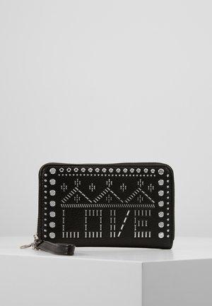MONE AZABACHE MINI ZIP - Wallet - black
