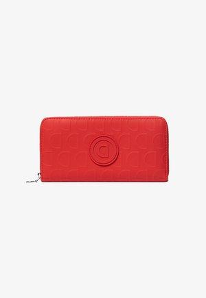 MONE_LAZARUS ZIP AROUND - Wallet - red
