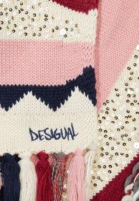 Desigual - SCARF BRILLIANT - Schal - rosa helado - 2