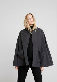 Desigual - LUXOR - Cape - grey - 0