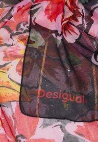 Desigual - FOUL BANANA - Sjaal - green grey - 2