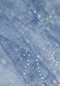 Desigual - FOUL GALAXY - Sciarpa - gris blue - 2