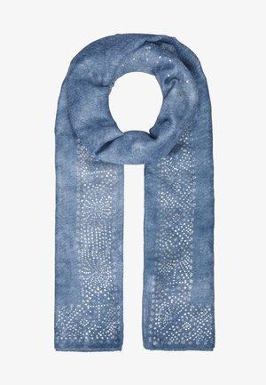 FOUL GALAXY - Scarf - gris blue