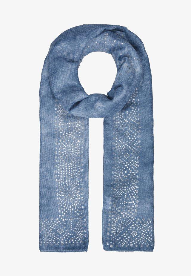 FOUL GALAXY - Szal - gris blue