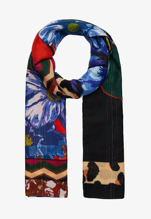 FOUL DAY NIGHT - Scarf - rio red