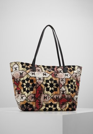 BOLS OCTAVIA SICILIA - Shopping bag - marron oscuro