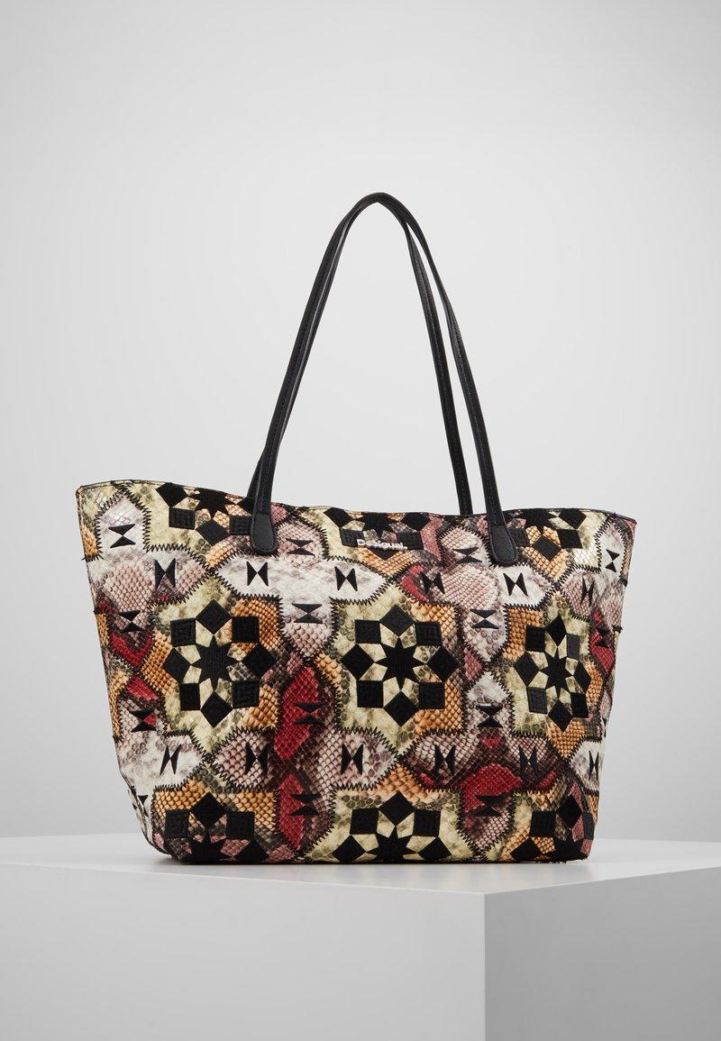 Desigual - BOLS OCTAVIA SICILIA - Shoppingveske - marron oscuro