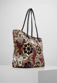 Desigual - BOLS OCTAVIA SICILIA - Shoppingveske - marron oscuro - 3