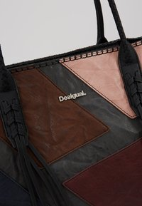 Desigual - HOLBOX - Torba na zakupy - marron oscuro - 8