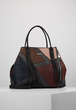 HOLBOX - Shopping bag - marron oscuro