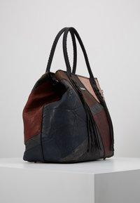 Desigual - HOLBOX - Torba na zakupy - marron oscuro - 3