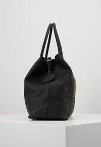 Desigual - BOLS SOFT BANDANA HOLBOX - Torba na zakupy - black - 3