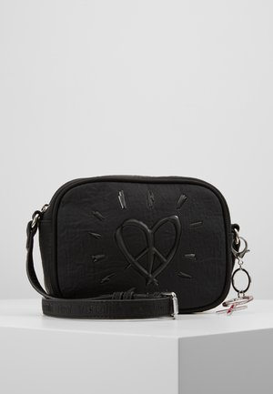 BOLS LEGEND VIRGINIA - Sac bandoulière - black