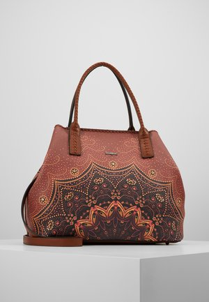 BOLS TEKILA SUNRISE HOLBOX - Shopping Bag - cognac