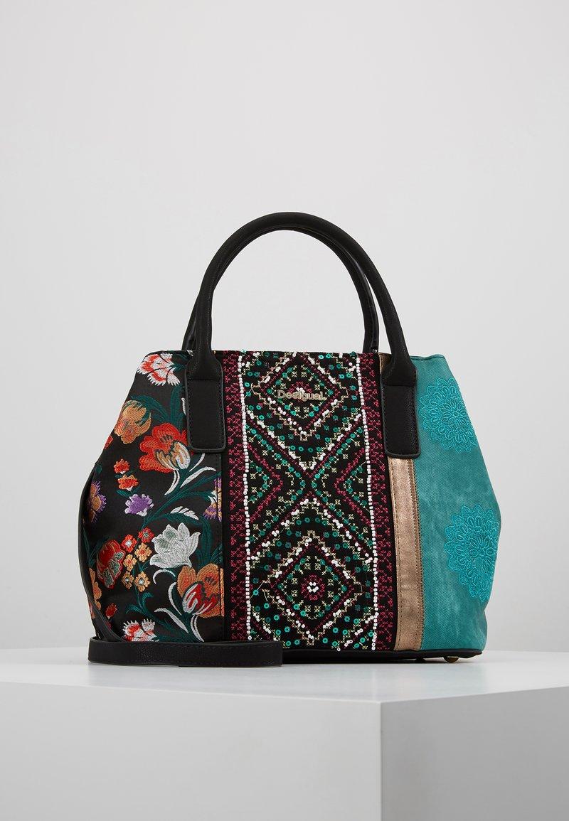 Desigual - BOLS BETWEEN HOLBOX MINI - Håndtasker - multi-coloured