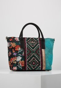 Desigual - BOLS BETWEEN HOLBOX MINI - Sac à main - multi-coloured - 5