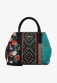 Desigual - BOLS BETWEEN HOLBOX MINI - Sac à main - multi-coloured - 6