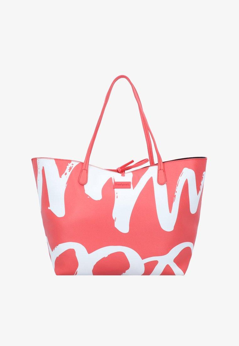 Desigual - Shopping Bag - red