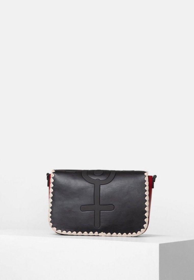 Desigual - Across body bag - black