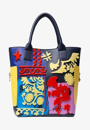 BOLS LOKI SHIBUYA - Handbag - blue