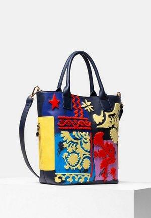 BOLS LOKI SHIBUYA - Håndtasker - blue