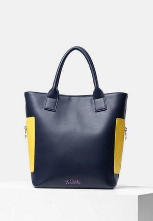 BOLS LOKI SHIBUYA - Handväska - blue