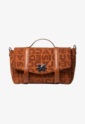 BOLS BRAND BRONX - Bolso de mano - brown