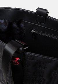 Desigual - COLORADO - Shopping bag - black - 5