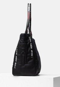 Desigual - COLORADO - Shopping bag - black - 3