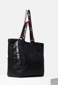 Desigual - COLORADO - Shopping bag - black - 0