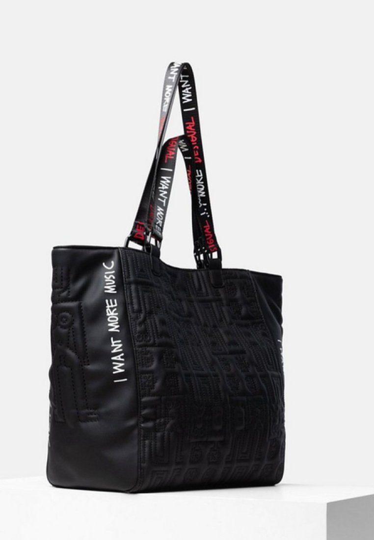Desigual - COLORADO - Shopping bag - black