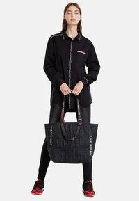 Desigual - COLORADO - Shopping bag - black - 1