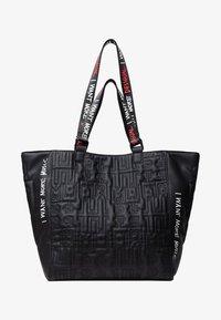 Desigual - COLORADO - Shopping bag - black - 4