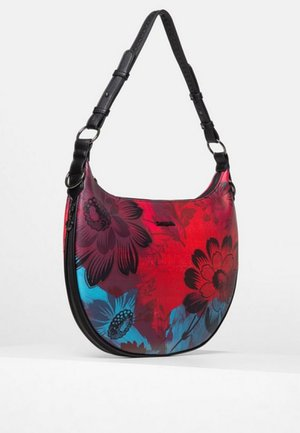 BOLS SINERGIA SIBERIA - Across body bag - red