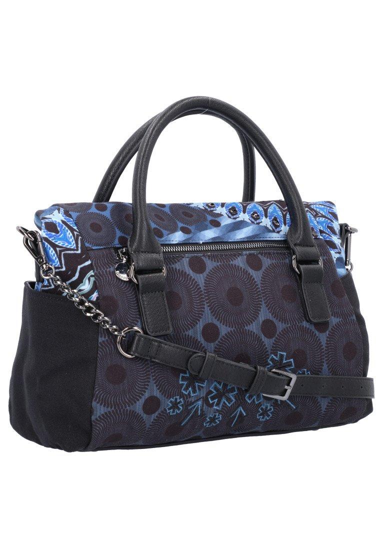 Indigo HandtascheSac Friend Loverty Main À Blue Desigual Bold tshQrBxdC