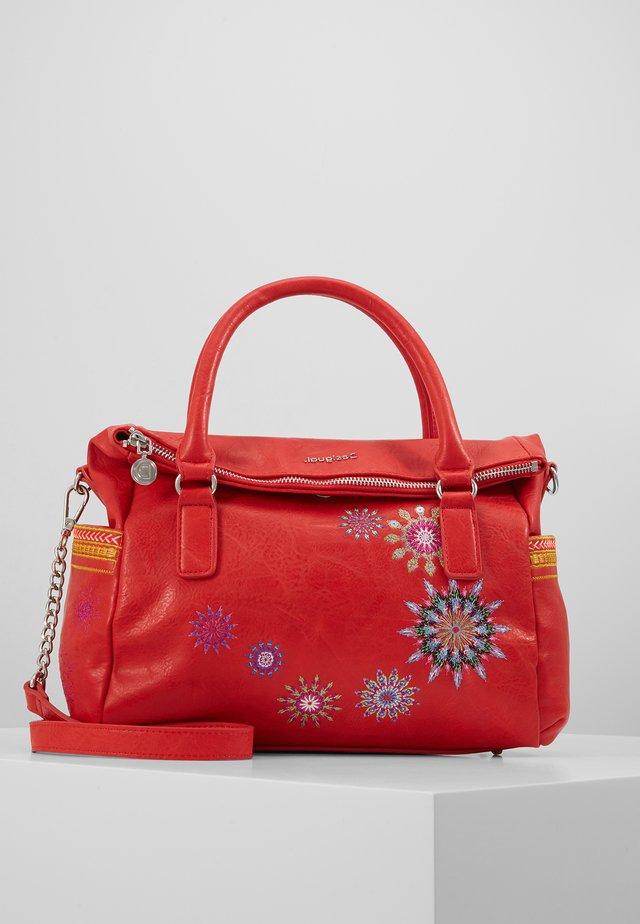 BOLSADA LOVERTY - Handtas - rojo