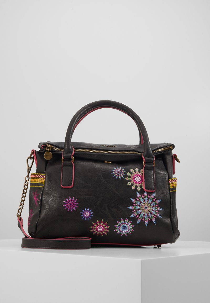 Desigual - BOLSADA LOVERTY - Håndveske - marron oscuro