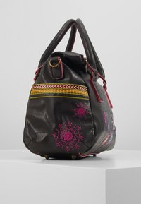 Desigual - BOLSADA LOVERTY - Håndveske - marron oscuro - 3