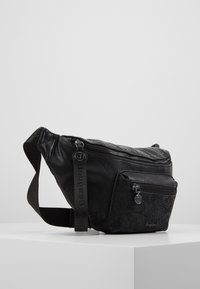 Desigual - RIÑO MELODY COIRA - Bum bag - black - 3