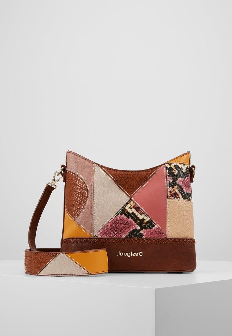 Desigual - AYAX GALATI - Across body bag - camel