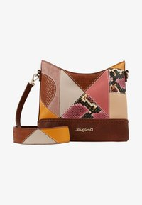 Desigual - AYAX GALATI - Across body bag - camel - 1
