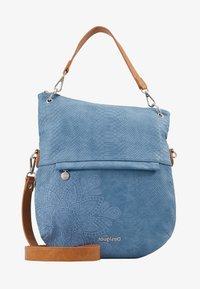 Desigual - BOLS HELA FOLDED - Handbag - azul media noche - 4