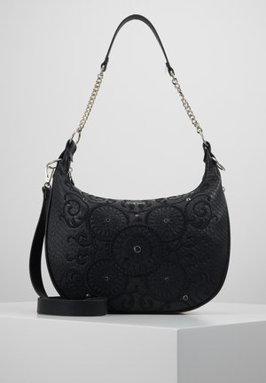 BOLS MAJESTIC SIBERIA - Handtasche - black