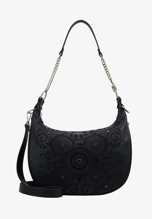 BOLS MAJESTIC SIBERIA - Handbag - black