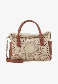 Desigual - LEGACY LOVERTY - Handbag - blanco - 1