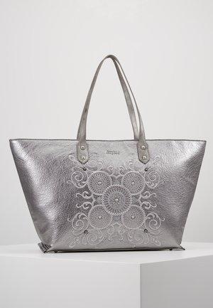 BOLS MAJESTIC CORTLAND - Handbag - silver