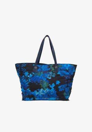 BOLS CAMOFLOWER CORTLAND - Shopper - nautical blue