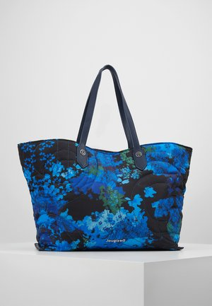 BOLS CAMOFLOWER CORTLAND - Shoppingveske - nautical blue