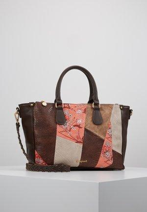 BOLS JAPAN PATH SAFI - Handtasche - marron