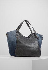 Desigual - SEVEN SEAS ROTTERDAM - Håndtasker - denim dark blue - 2